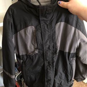 Boys XS Old Navy winter jacket